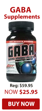 buy GABA supplements to increase HGH