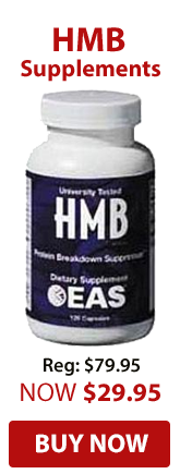HMB Supplements to Build Muscle Mass