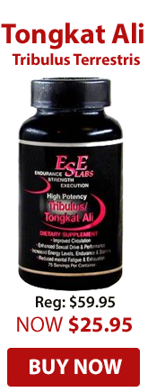Tongkat Ali Anti-Aging Supplements