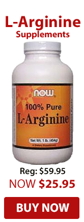 buy L-Arginine supplements